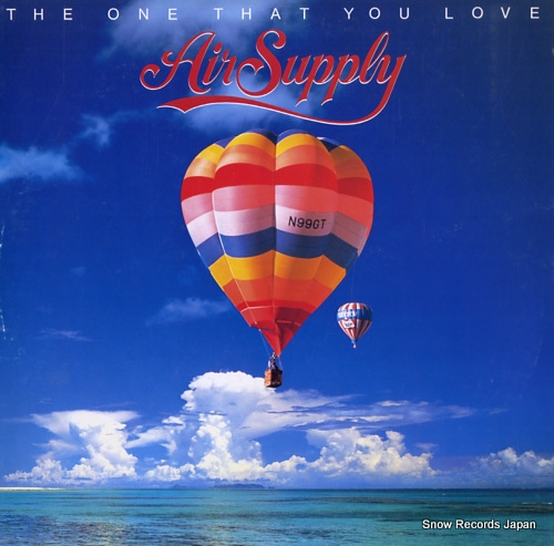 AIR SUPPLY one that you love, the