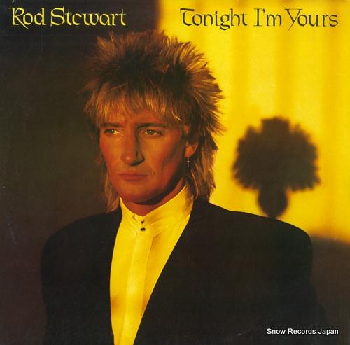 STEWART, ROD tonight i'm yours