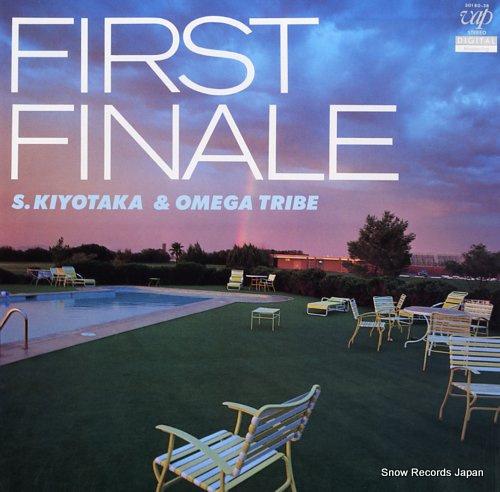 SUGIYAMA, KIYOTAKA & OMEGA TRIBE first finale