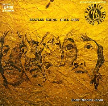 WORLD POPS ORCHESTRA beatles sound gold disk