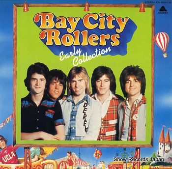 BAY CITY ROLLERS early collection