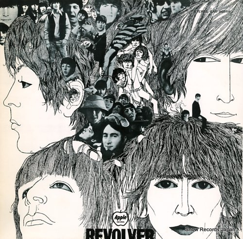 BEATLES, THE revolver