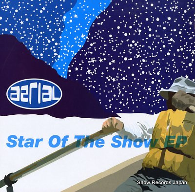 AERIAL star of the show ep SYFT-013 - front cover