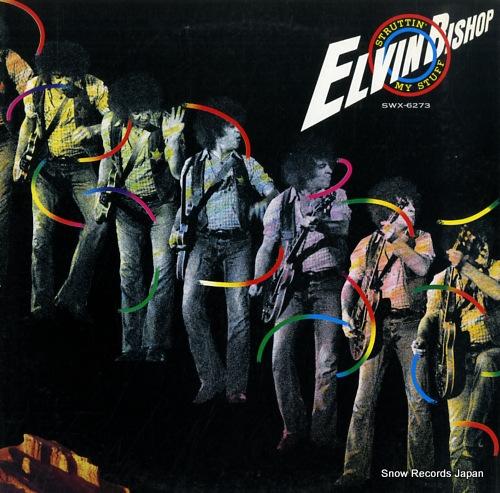 BISHOP, ELVIN struttin' my stuff