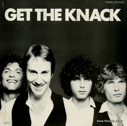 KNACK, THE get the knack