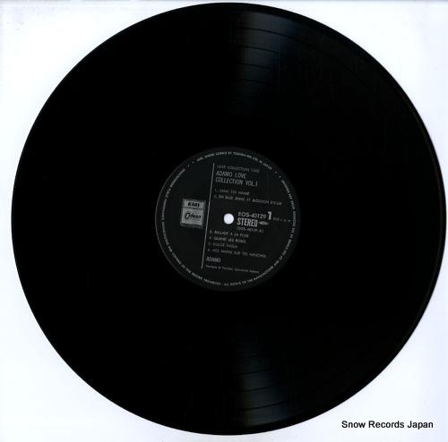 ADAMO love collection vol.1 EOS-40129 - disc