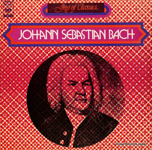 V/A bach; top of classics SOCF141-2 - front cover
