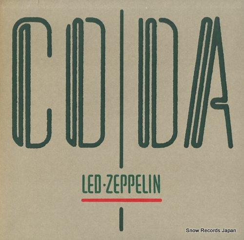 レッド・ツェッペリン coda 790051-1