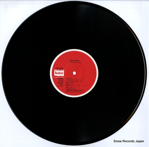 YANAGI, GEORGE yokohama BMC-4006 - disc