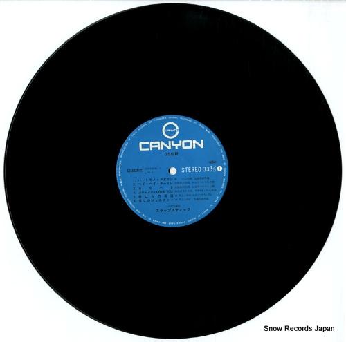 SLAPSTICK gs densetsu C28A0201 - disc