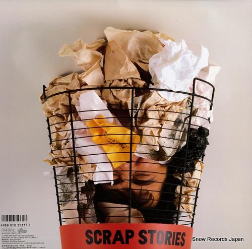 OHSAWA, YOSHIYUKI scrap stories 28.3H-303 - back cover