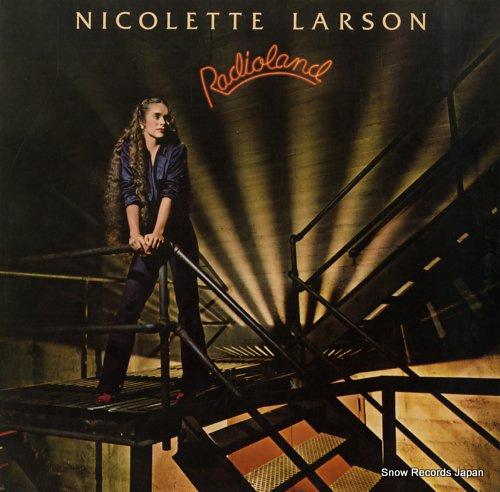 LARSON, NICOLETTE radioland BSK3502 - front cover