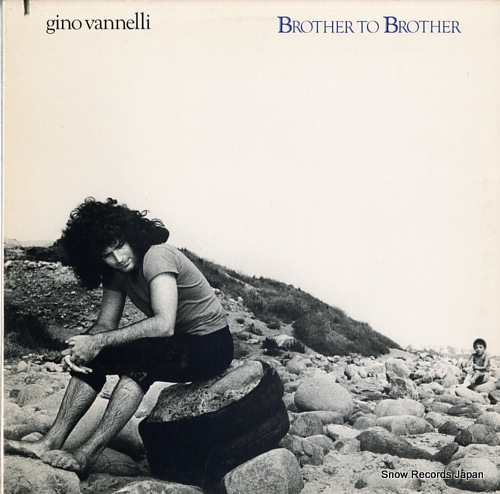 VANNELLI, GINO brother to brother SP4722 - front cover