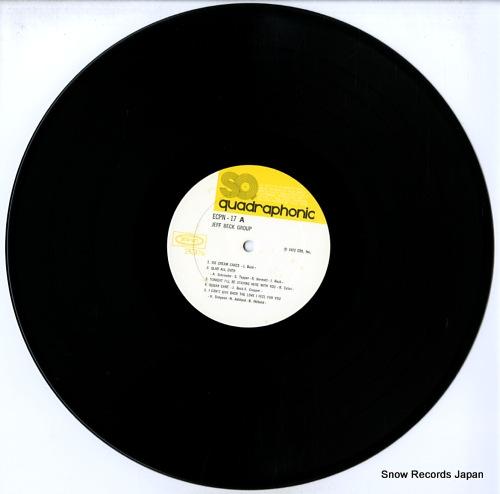 BECK, JEFF jeff beck group ECPN-17 - disc