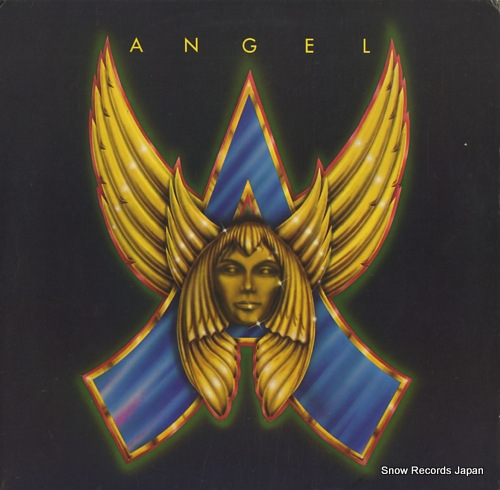 ANGEL angel NBLP7021 - front cover