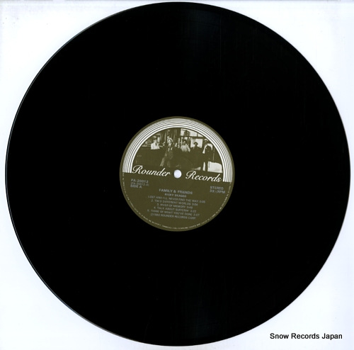 SKAGGS, RICKY family & friends PA-20012 - disc