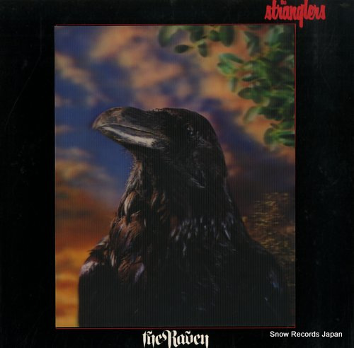 STRANGLERS, THE the raven GP765 - front cover