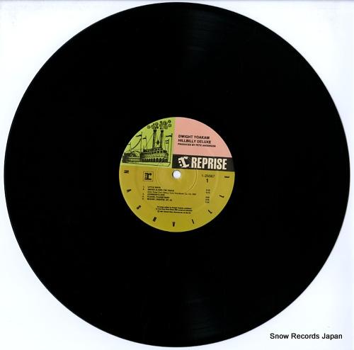 YOAKAM, DWIGHT hill billy deluxe 25567-1 - disc