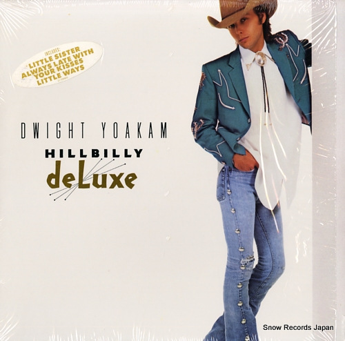 YOAKAM, DWIGHT hill billy deluxe 25567-1 - front cover