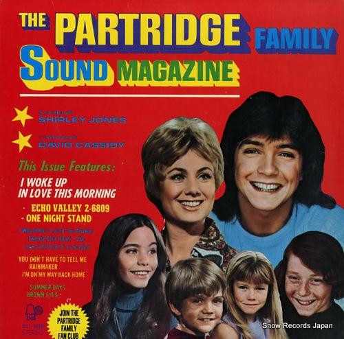 PARTRIDGE FAMILY THE - sound magazine - 33T