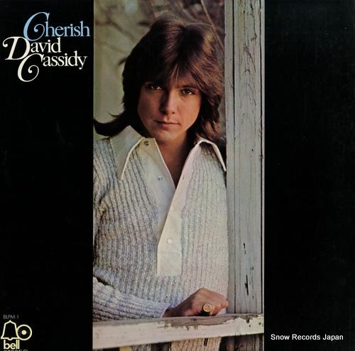 CASSIDY, DAVID cherish BLPM-1 - front cover