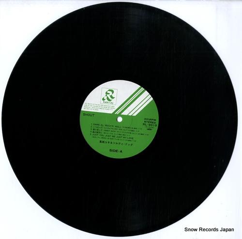 KATSURAGI, YUKI shout RL-3010 - disc
