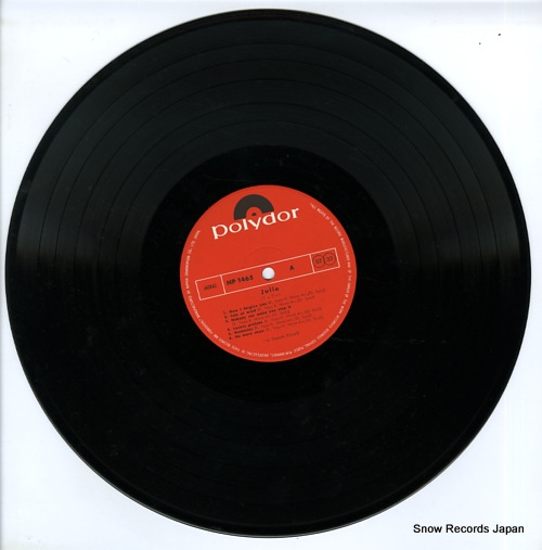 SAWADA, KENJI julie MP1465 - disc
