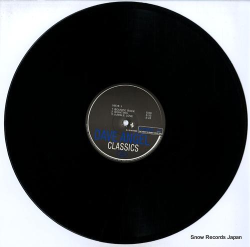 ANGEL, DAVE classics RS96089 - disc