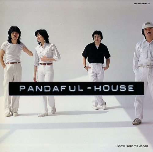PANDAFUL HOUSE 1 GW-4036 - front cover