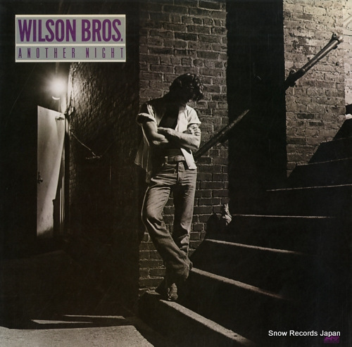 WILSON BROS. another night P-10784A - front cover