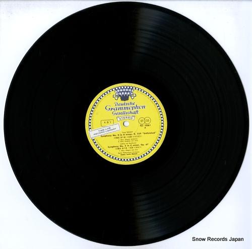 MAAZEL, LORIN schubert; symphony no.8