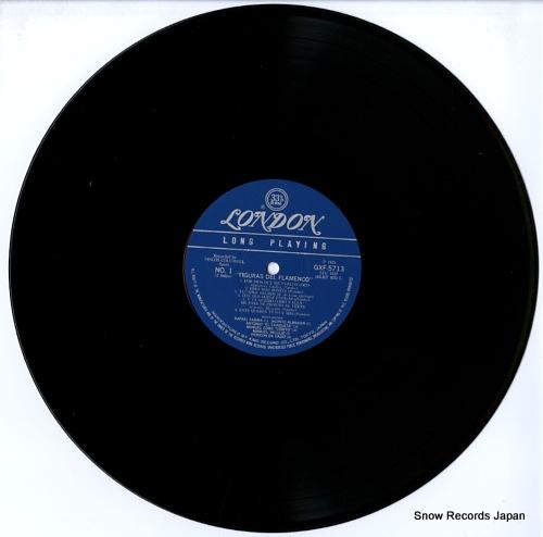 V/A figuras del flamenco GXF5713 - disc