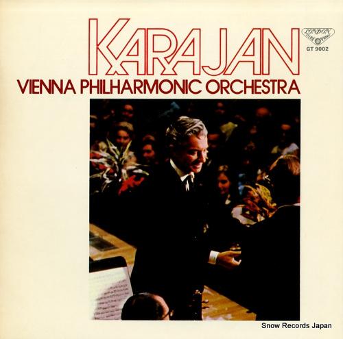 KARAJAN, HERBERT VON holst; the planets, op.32 GT9002 - front cover