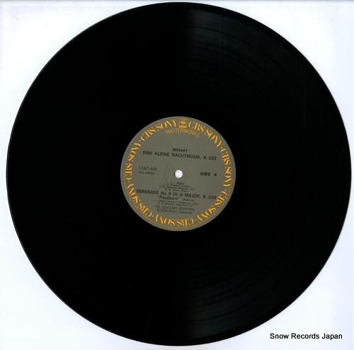 SZELL, GEORGE mozart; serenades 13AC448 - disc