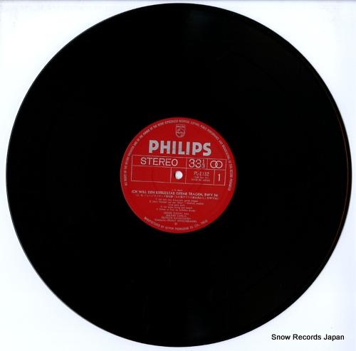 WINSCHERMANN, HELMUT bach; cantatas PL-1332 - disc