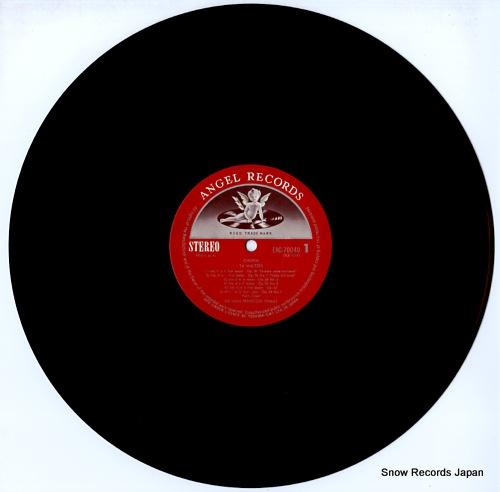 FRANCOIS, SAMSON chopin 14 waltzes EAC-70040 - disc