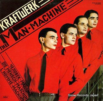 KRAFTWERK man-machine, the