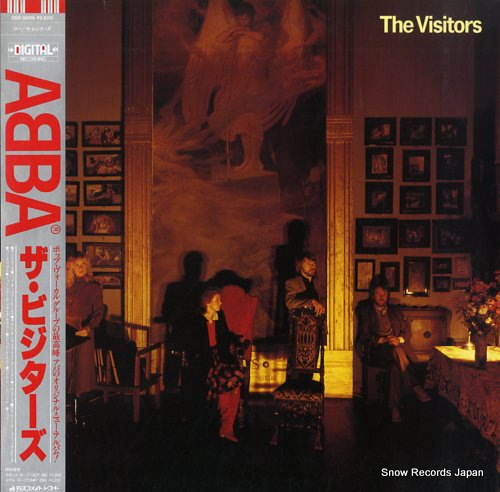 ABBA visitors, the