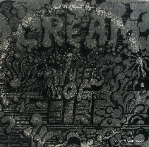 CREAM wheels of fire