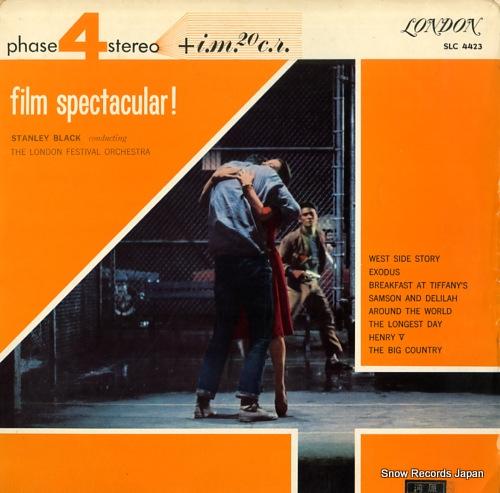 スタンリー・ブラック グレート・フィルム・スペクタクラー Vinyl Records