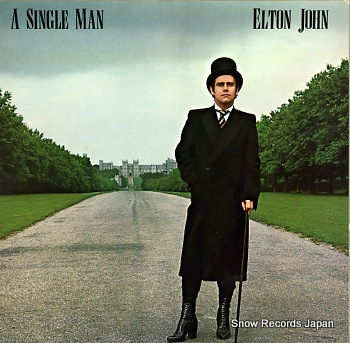 JOHN, ELTON single man, a