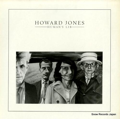 JONES, HOWARD human's lib