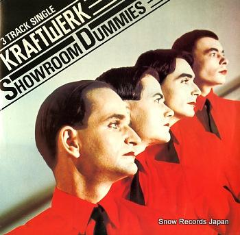 KRAFTWERK showroom dummies