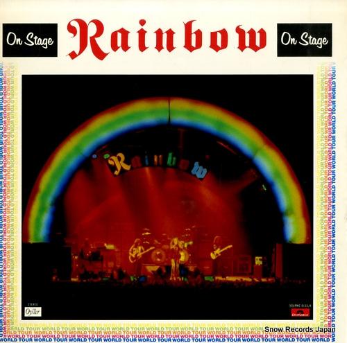 RAINBOW on stage