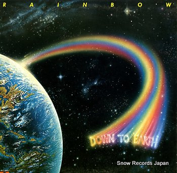 RAINBOW down to earth