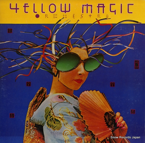YELLOW MAGIC ORCHESTRA s/t