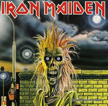 IRON MAIDEN s/t