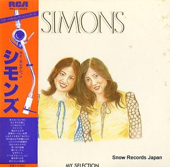 SIMONS my selection