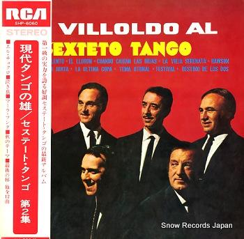 SEXTETO TANGO de villoldo al sexteto tango