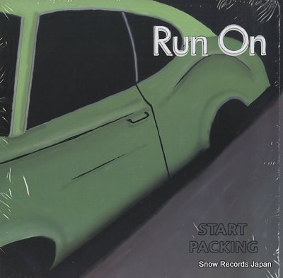 RUN ON start packing OLE153-1 - front cover